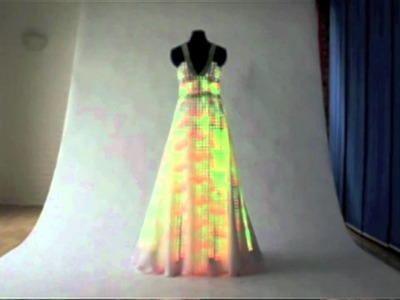 Aurora Dress and a 3D Printed Dress