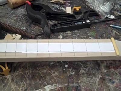 Building A Cigar Box Guitar Part 4