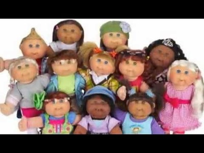 Cabbage Patch Dolls UK