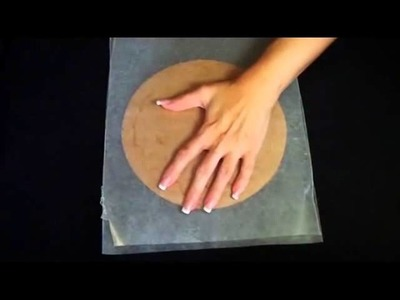 Cake Decorating 101- The Cake Board Part I
