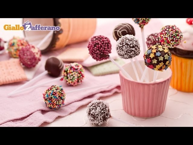 Cake pops - quick recipe