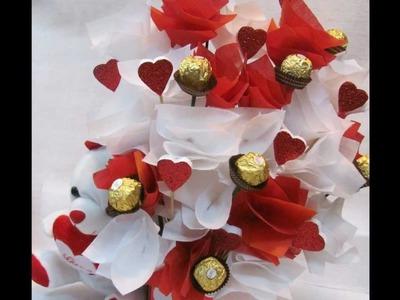 Chocolate Bouquet by Sasha