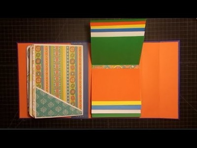Envelope Mini Album Part 7 of 11 {Waterfall}