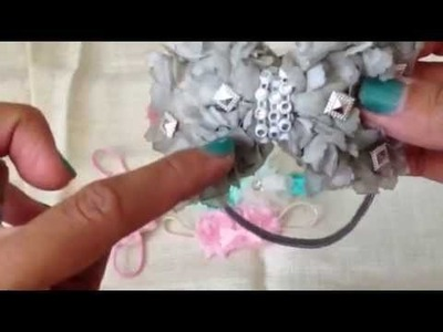 Handmade Headbands and Other Hair Accessories