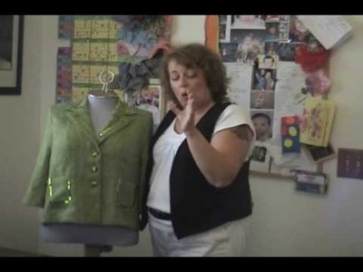 HotPatterns Shangri la Jacket  part 1 of 3