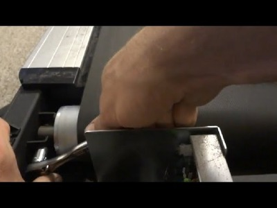 How To Adjust Treadmill Belt - Treadmill Repair