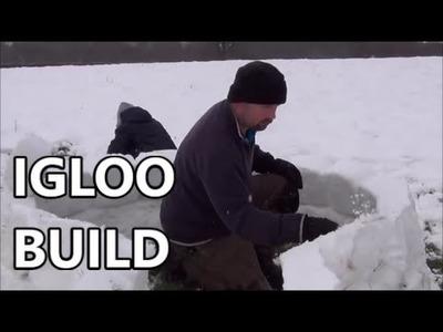 How to build an igloo or how to make an igloo by Pondguru