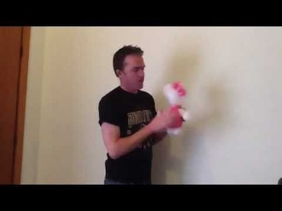 How To Make a Hello Kitty Balloon by Twisted Mick