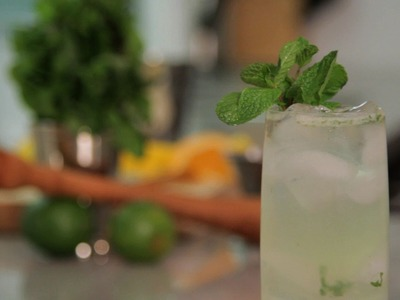 How to Make a Mojito   Cocktail Recipes