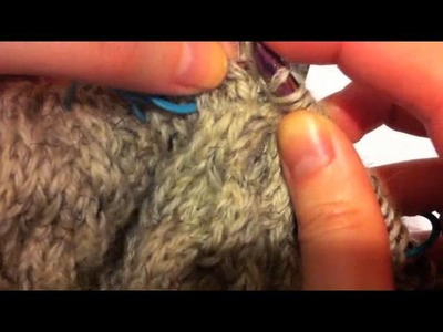 How to Make a Nupp Stitch