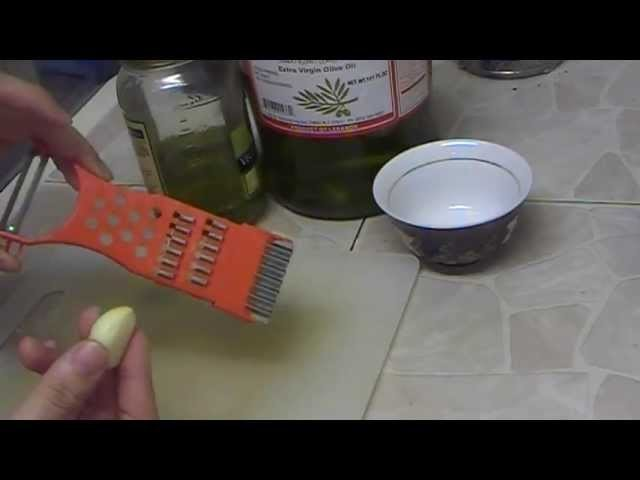 """""""How to Make Garlic Oil to Grow Hair Faster"""""""
