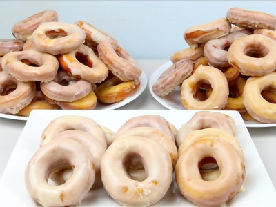 How to make KRISPY KREME DONUTS