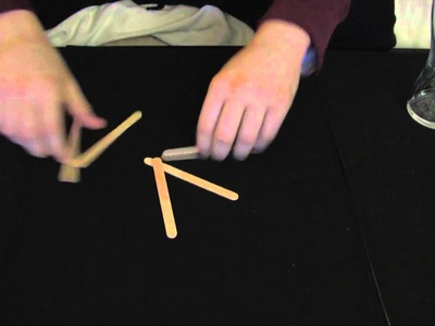 How To Make Popsicle Stick Throwing Stars