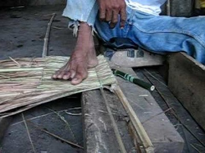 How to make Thatch Roof