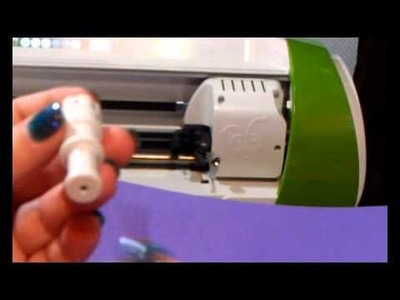 How to Safely Change the Blade in your Cricut