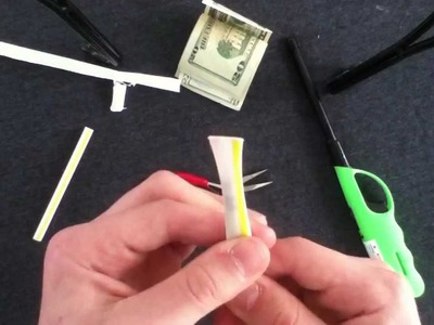 How to Seal a Straw