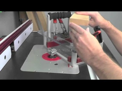 Infinity Cutting Tools - Rail & Stile Router Bit Set Up Tutorial
