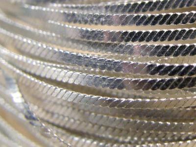 Jewellery making filigree wire
