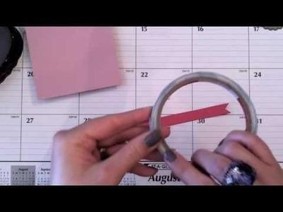 Make It Monday #3: Adding Glitter With Scor-Tape