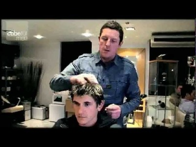 Mens Textured Hair Styling