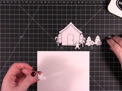 Quick Tip - Stamping a Scene with Masking