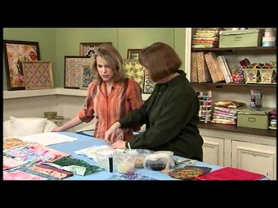 Quilting Arts TV Series 800 Episode 806