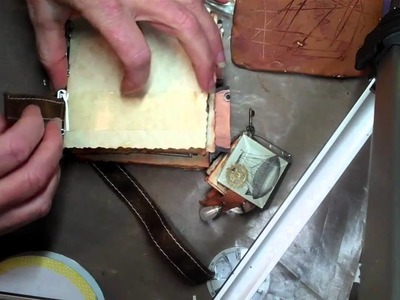 Safety Pin Book Binding with Terri Sproul