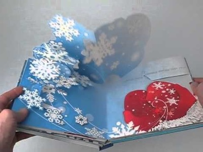 Snowflakes - A Pop-Up Book