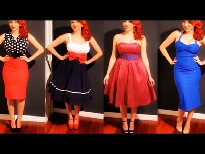 Steady Clothing Review for Pinup, Rockabilly, Retro, Vintage Inspired Clothing