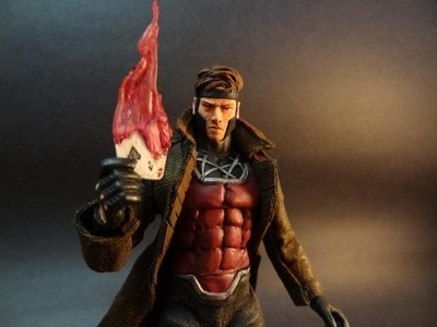 The Making of a Custom Action Figure Episode 1 - Gambit