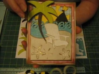 The Perfect Vacation Spot  ~ Handmade Cards by Jeannie Phillips ~ How to Video