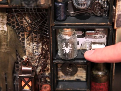 Tim Holtz - Ideaology - Laboratorie Collection