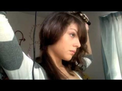 TUTORIAL: How to make thin.fine hair look VOLUMIZED, THICK, and WAVY part 2 of 2