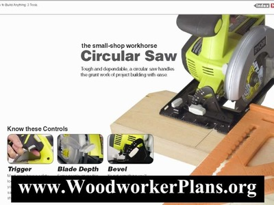 Woodworking Courses For The Beginning Woodworker
