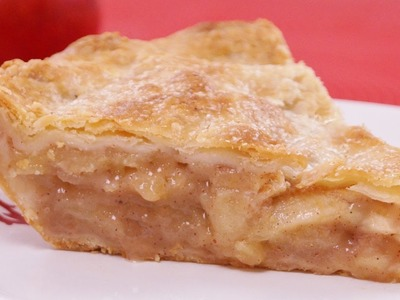 Apple Pie Recipe: From Scratch: How To Make Homemade Apple Pie! Dishin' With Di  #114