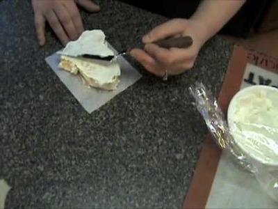 Cupcake Envy Onesie Cakelet Part 1