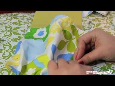 Free Stroller Bag Pattern & How To Video