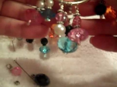 Handmade Charms & Stick Pins Tutorial