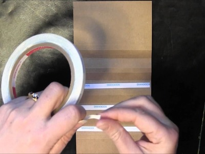 Hidden Hinge Binding Tutorial - in less than 4 minutes!!!