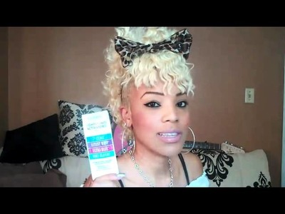 How To: Bleach Blonde Platinum Hair Like Courtni Starr, Nicki Minaj, and Marilyn Monroe