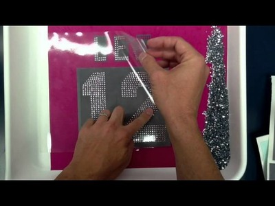 How To Make A Custom Rhinestone Shirt Sticky Flock Template Style The Rhinestone World