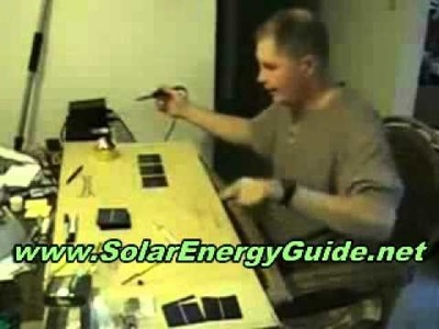 How to Make Solar Panel - A Quick And Easy 101 Guide to Solar Energy Production