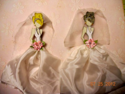 New Prima doll - Creating a bride with Julie Nutting Lorena Doll