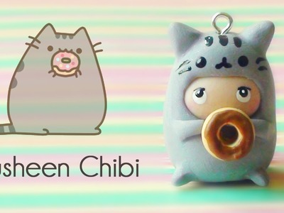 Polymer Clay Pusheen Chibi Tutorial