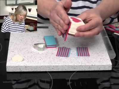 Polymer Clay Tutorials - Heart Cane
