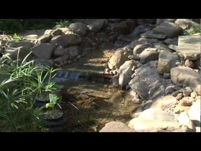 Smartpond's How to Build a Pond or Water Feature