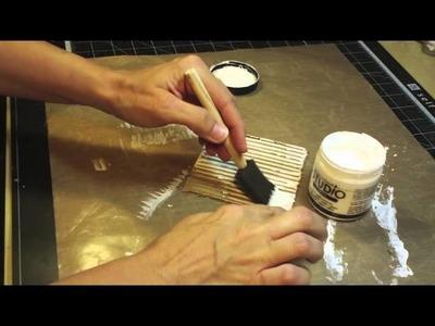 Swirlydoos kit club - Incorporating Cardboard Tutorial
