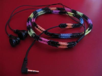 [Tutorial] Simple earbud cover LOOM