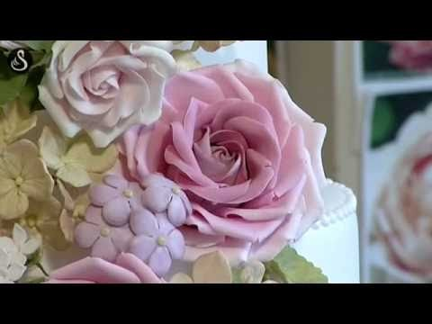 Wedding Cakes with Sarah Haywood  & Peggy Porschen