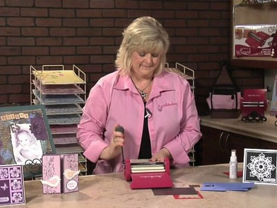 Working with Heavy Weight Cardstock by Spellbinders Paper Arts Co.